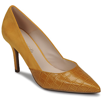 Shoes Women Heels Fericelli MARIA Yellow