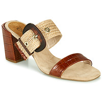 Shoes Women Mules Fericelli MARCO Beige