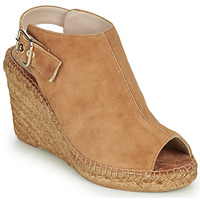 Shoes Women Sandals Fericelli MAUD Camel