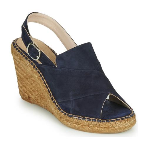 Shoes Women Sandals Fericelli MARIE Marine
