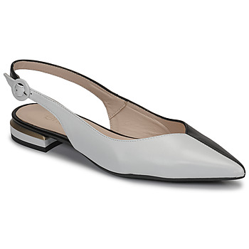 Retro Vintage Flats and Low Heel Shoes Fericelli  MANU  womens Shoes Pumps  Ballerinas in Black £85.00 AT vintagedancer.com