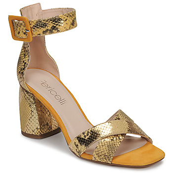 Shoes Women Sandals Fericelli JEZI Yellow
