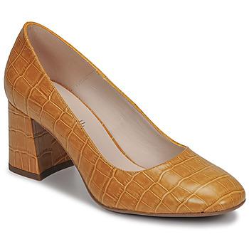 Shoes Women Heels Fericelli MARGOT Yellow