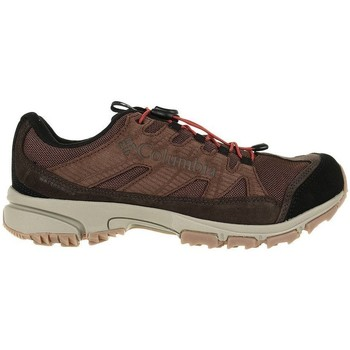 Shoes Men Walking shoes Columbia Five Forks WP Brown