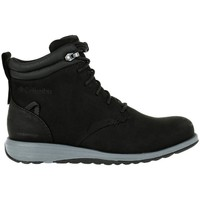 Shoes Men Mid boots Columbia Grixsen Chukka WP BM Black