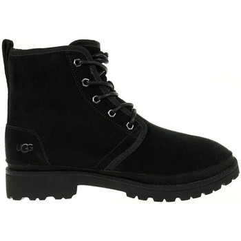 Shoes Men Mid boots UGG Harkland Boot Black