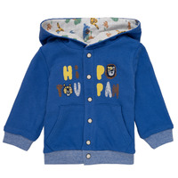 Clothing Boy Jackets / Cardigans Catimini KELYNE Blue