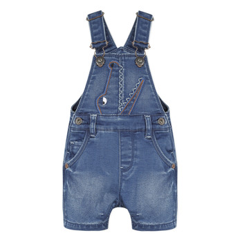 Clothing Boy Jumpsuits / Dungarees Catimini LYVIA Blue