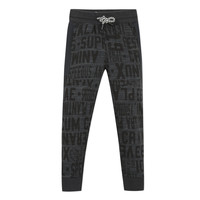 Clothing Boy Tracksuit bottoms Catimini LENA Black