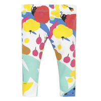 Clothing Girl Leggings Catimini ROXANE White