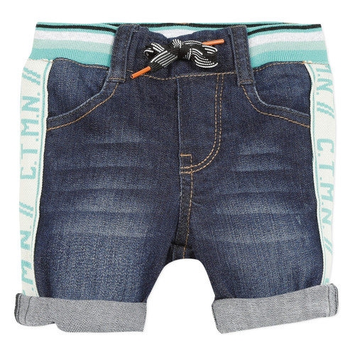 Clothing Boy Shorts / Bermudas Catimini GABRIELLE Blue