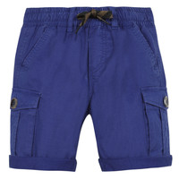 Clothing Boy Shorts / Bermudas Catimini JADE Blue