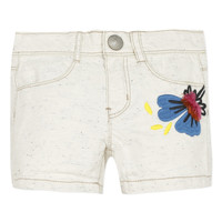 Clothing Girl Shorts / Bermudas Catimini CAPUCINE Beige