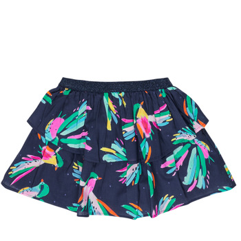 Clothing Girl Skirts Catimini LILY Blue
