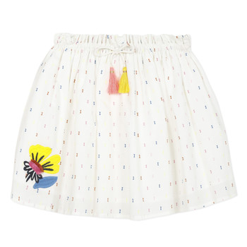 Clothing Girl Skirts Catimini ALINA White