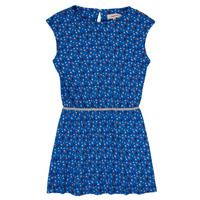 Clothing Girl Short Dresses Catimini SWANY Blue