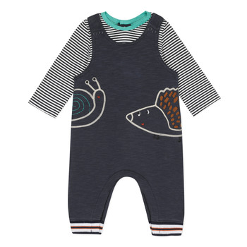 Clothing Boy Jumpsuits / Dungarees Catimini LOUKAH Blue