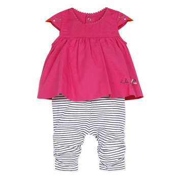 Clothing Girl Jumpsuits / Dungarees Catimini ALOIS Red