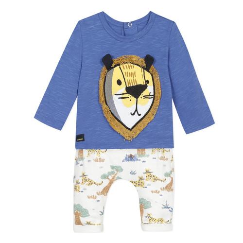 Clothing Boy Sets & Outfits Catimini ULYSSE White