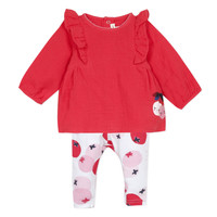 Clothing Girl Sets & Outfits Catimini TAHYS Red