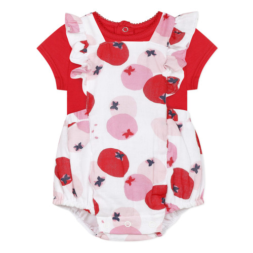 Clothing Girl Sets & Outfits Catimini LUCIEN Red