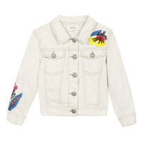 Clothing Girl Jackets / Blazers Catimini LYAMM Beige