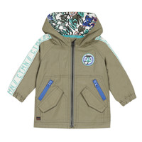 Clothing Boy Parkas Catimini BAPTISTE Kaki
