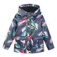 Clothing Girl Parkas Catimini ELIO Blue