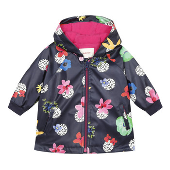 Clothing Girl Parkas Catimini ALESSIO Blue
