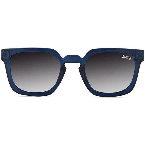 Watches & Jewellery  Sunglasses The Indian Face Tarifa Blue / Black Blue