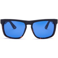 Watches & Jewellery  Sunglasses The Indian Face Soul Brown Tortoise / Blue Brown