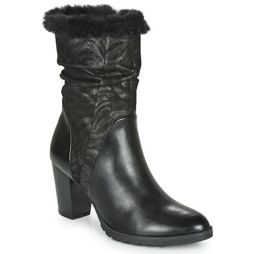 Shoes Women High boots Caprice LOTIMA Black