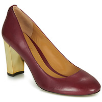 Shoes Women Heels Lauren Ralph Lauren 802688958-004 Bordeaux