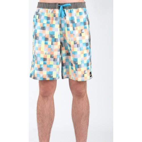 Clothing Men Shorts / Bermudas Quiksilver AQYJV00018-NGG6 Multicolor