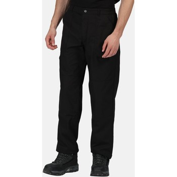 Clothing Men Tracksuit bottoms Professional LINED ACTION Warm Trousers Black