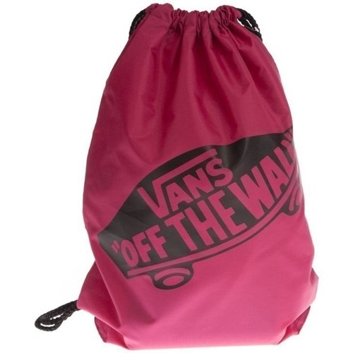 Bags Rucksacks Vans Benched Bag Burgundy