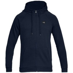 Clothing Men Sweaters Under Armour Rival Fleece FZ Hoodie Black, Blue, Navy blue