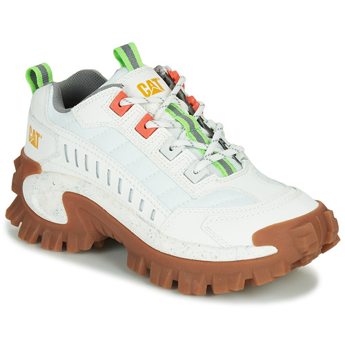 Shoes Low top trainers Caterpillar INTRUDER White