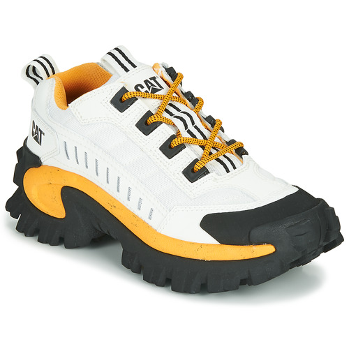 Shoes Men Low top trainers Caterpillar INTRUDER White