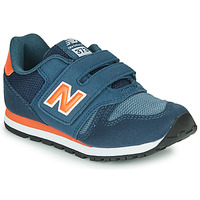 Shoes Children Low top trainers New Balance YV373KN-M Blue / Red
