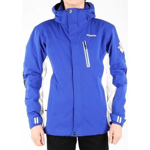 Clothing Men Macs Rossignol RL2MJ45-758 white, blue