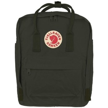Bags Rucksacks Fjallraven Kanken Deep Forest Green