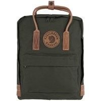 Bags Rucksacks Fjallraven Kanken NO 2 Green