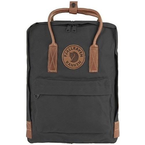 Bags Rucksacks Fjallraven Kanken NO 2 Black