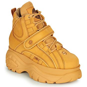 Shoes Women Hi top trainers Buffalo 1534043 Cognac