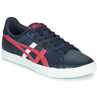 Shoes Women Low top trainers Asics  Marine / Pink