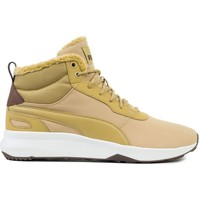 Shoes Men Hi top trainers Puma ST Activate Mid Wtr White, Beige