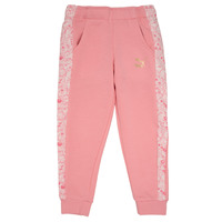 Clothing Girl Tracksuit bottoms Puma MONSTER SWEAT PANT GIRL Pink
