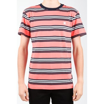 Clothing Men T-shirts & Polo shirts DC Shoes DC EDYKT03373-MKE0 Multicolor
