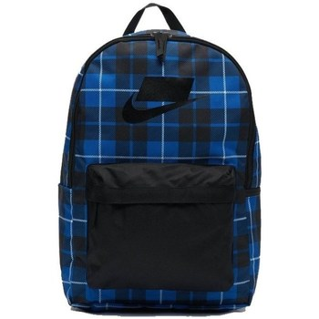 Bags Rucksacks Nike Heritage 20 Black,Navy blue